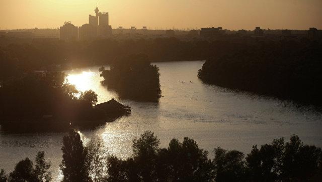 Победитель крещенского заплыва в Белграде: если могут дети в РФ, можем и мы