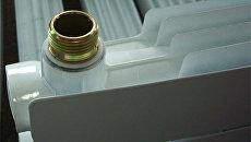 Батарея отопления. Архивное фото