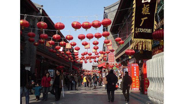 Население Китая достигло 1,382 млрд человек