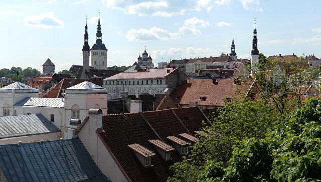 Города мира. Таллиню Архивное фото