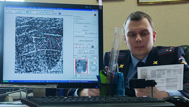 МВД намерено дактилоскопировать всех въезжающих в Российскую Федерацию иностранцев