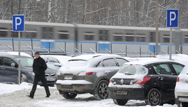 ВМосгордуме посоветовали сделать парковки для беременных