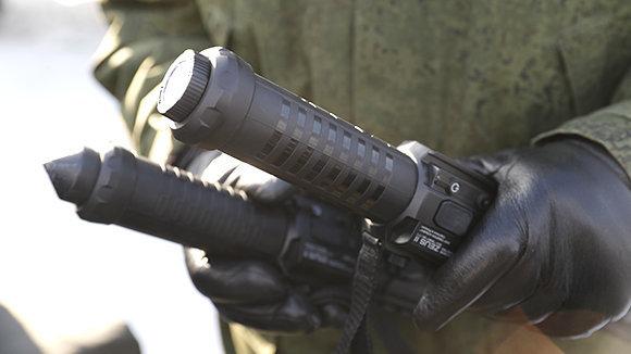 Газета сказала о вооружении Росгвардии дубинками-электрошокерами