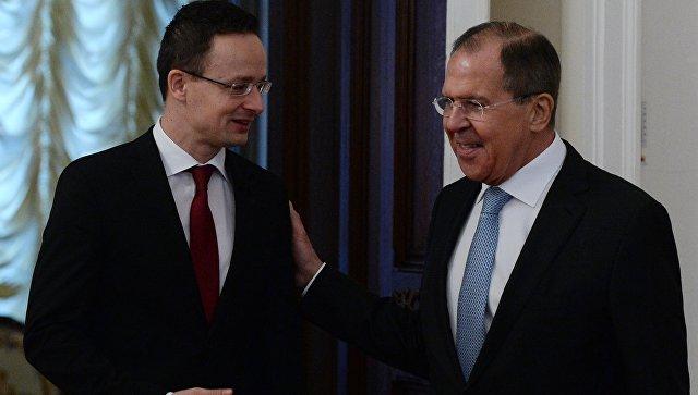 Венгрия: ВБудапеште ссамого начала февраля пройдет саммит РФ
