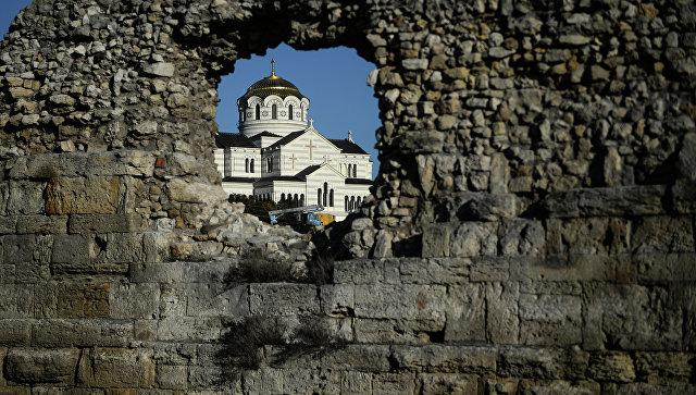Крымская епархия РПЦ попросила передать ейзаповедник «Херсонес Таврический»