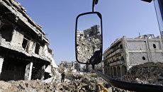 Ситуация в Алеппо, архивное фото