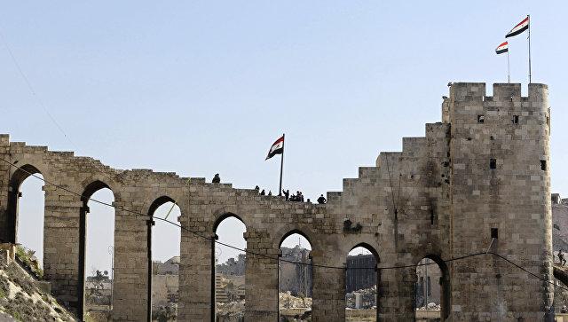 Сирия: МИД РФ приглашает США за стол переговоров