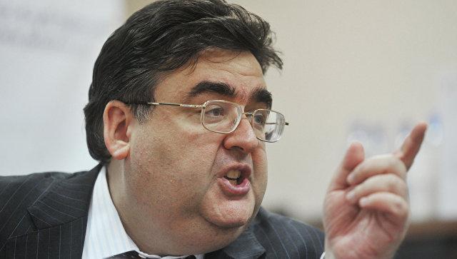 Политик Алексей Митрофанов. Архивное фото