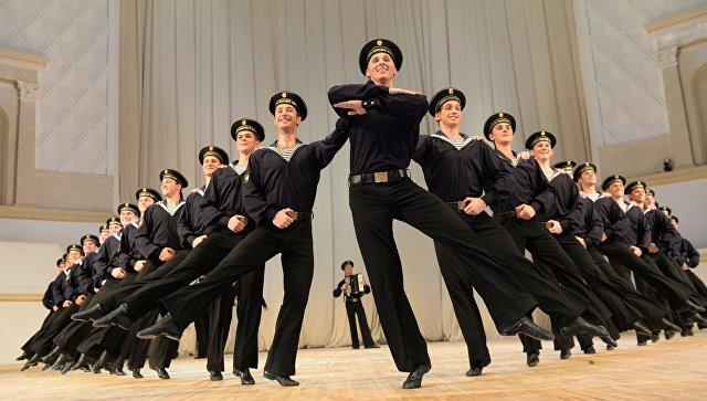 Ансамбль имени Моисеева даст концерты послучаю 80-летнего юбилея
