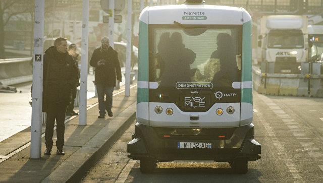 Мэр Парижа пообещала к 2020 году сделать бесплатным общественный транспорт