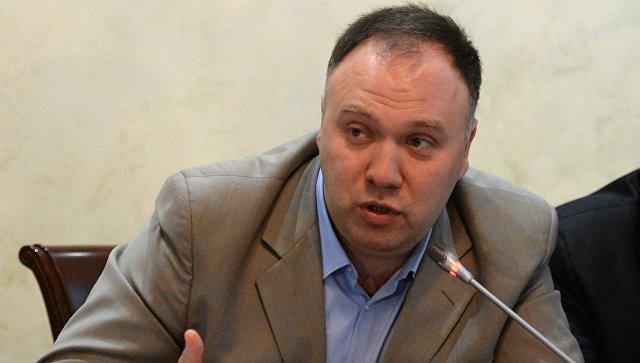 Член совета Общественной палаты Российской Федерации Георгий Федоров