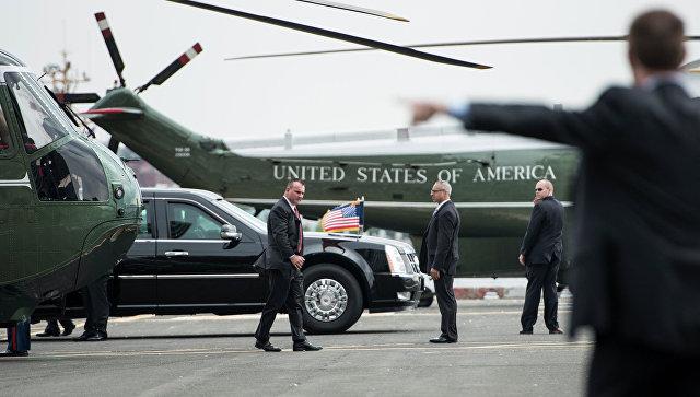 ВСША расследуют отказ женщины-агента спецслужб защищать Трампа