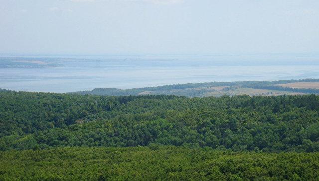 Национальный парк «Сенгилеевские горы» создан вУльяновской области