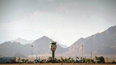 Международный аэропорт в Шарм-эль-Шейхе. Архивное фото