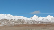 Горы Тибета. Архивное фото