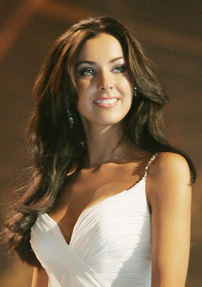 Наталья Глебова (Канада) - Мисс Вселенная 2005