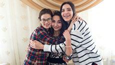 Вокалисты из разных стран успели подружиться и найти общий язык