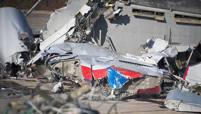 Катастрофу вСочи раскроют при помощи компьютерной модели последнего полета Ту-154