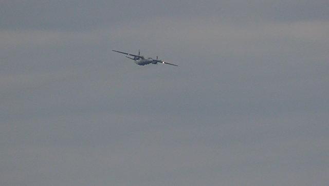 ШтабЧФ РФ поведал опровокационном поведении украинского Ан-26