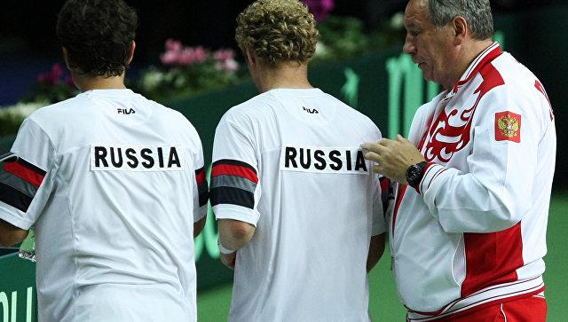 Жители России проиграли сербам, однако игра была достойной— Кубок Дэвиса