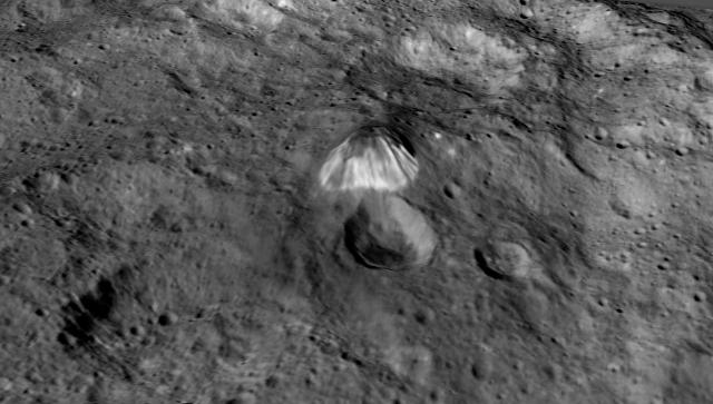 Ученые отыскали причину исчезновения вулканов наЦерере