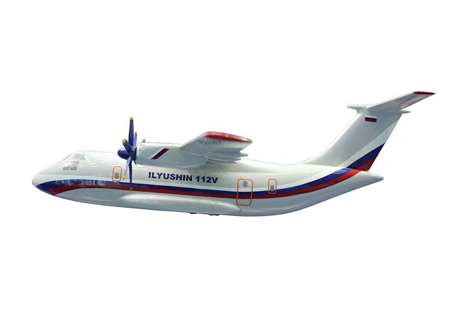 «Почте России» увлекателен новый самолет ИЛ-112В— Рогозин