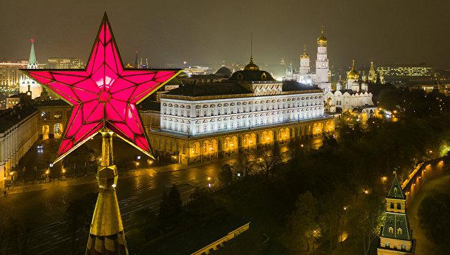 ВКремле считают абсурдом обвинения вкибератаках наштаб Макрона