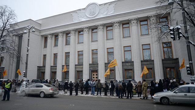 ВКиеве проститутки устроили митинг уадминистрации Порошенко