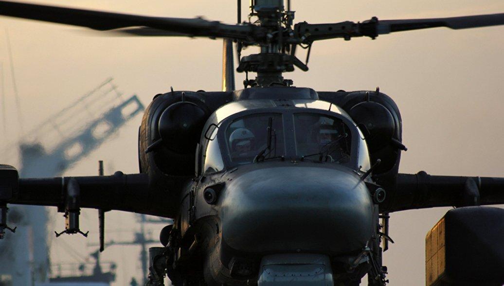 Размещено видео первого полноценного полета вертолета Ка-62