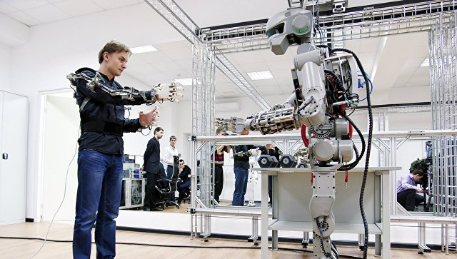Объявлен конкурс наразработкуПО для пилота космического корабля робота Фёдора