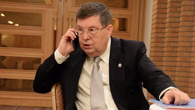 Посол России в Японии Евгений Афанасьев. Архив