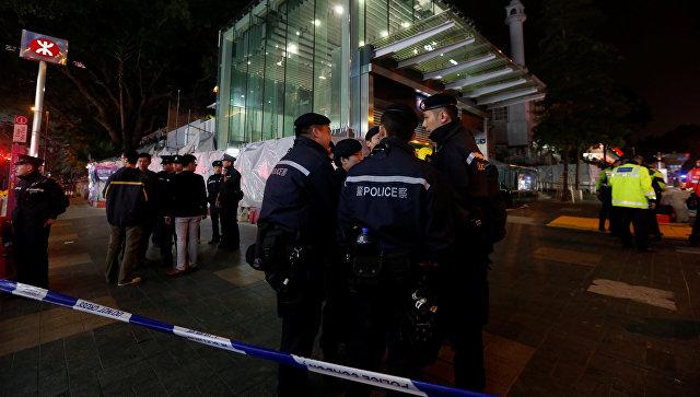 Пожар вгонконгском метро: покрайней мере 15 человек  пострадали