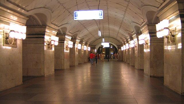 Вестибюль станции метро «Спортивная» закроют с13февраля