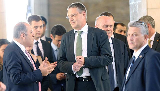 Будущим послом европейского союза в РФ назван статс-секретарь МИД Германии