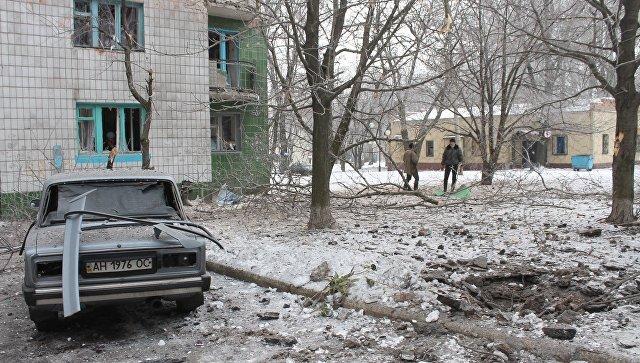 Киев применял вДонбассе оружие массового поражения— СКР