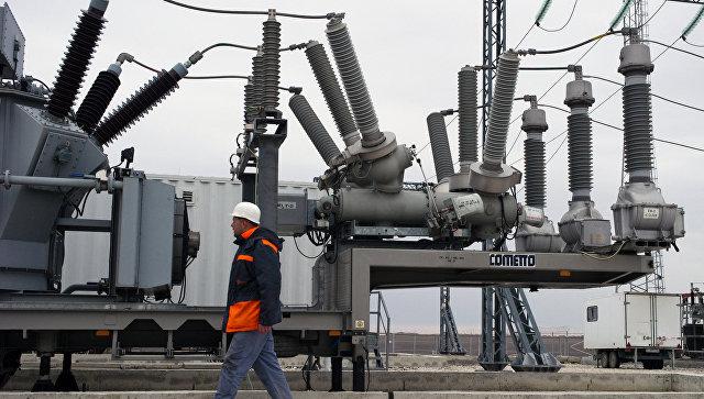 Силовое оборудование трансформаторов. Архивное фото