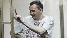 Олег Сенцов. Архивное фото