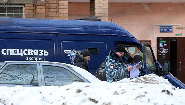 На северо-востоке Москвы совершено нападение на инкассаторов