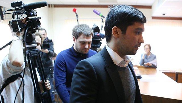 Суд нестал ужесточать наказание сыну вице-президента «ЛУКойла»