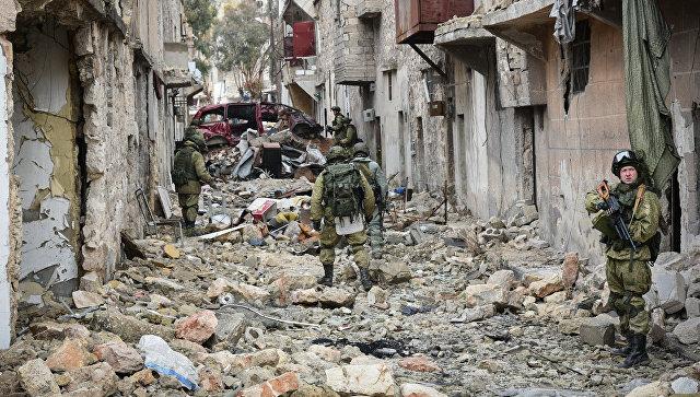 В Алеппо боевики разрушили две трети жилых домов