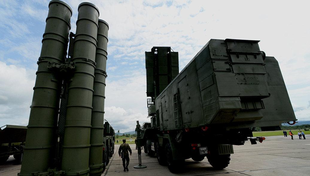 В Москве опровергли сообщения о поставках С-400 в Китай