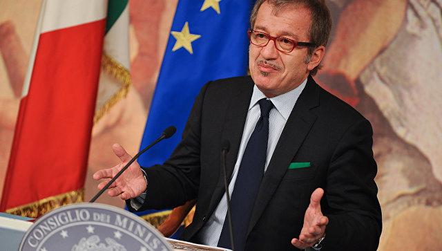 Губернатор итальянской Ломбардии призвал отменить санкции против РФ