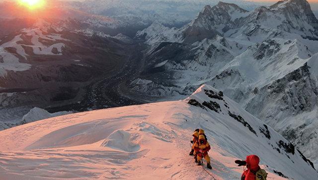 Четверо альпинистов погибли витальянских Альпах