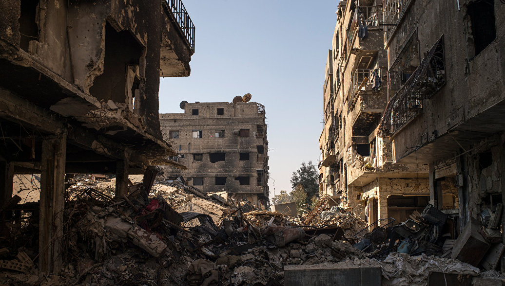 Олланд призывает к оказанию гумпомощи жителям осажденных районов Сирии