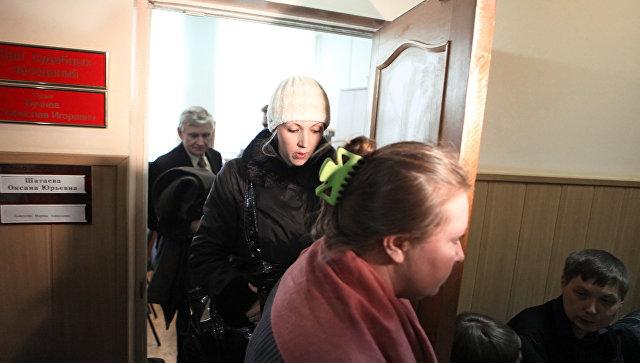Два новых иска кАнне Шавенковой подала семья Пятковых