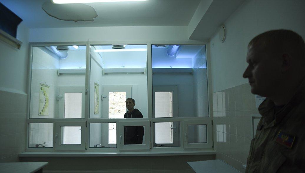 В пенитенциарной службе Украины опровергли сообщения о бунте заключенных