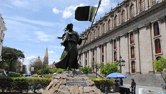 Мексика, Гвадалахара. Архивное фото