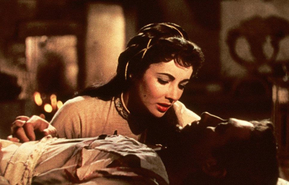 Кадр из фильма Айвенго
