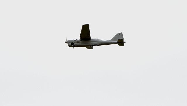 Самолет-беспилотник. Архивное фото