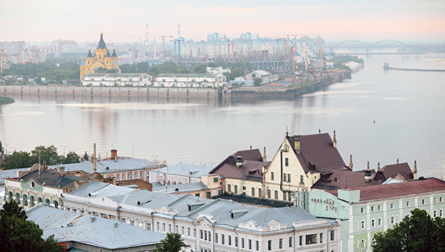 ВНижнем Новгороде открыли долгожданный ФОК